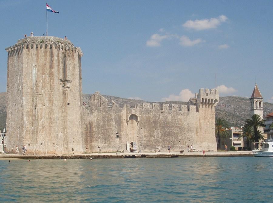 Trogir  - Pevnost Kamerlego