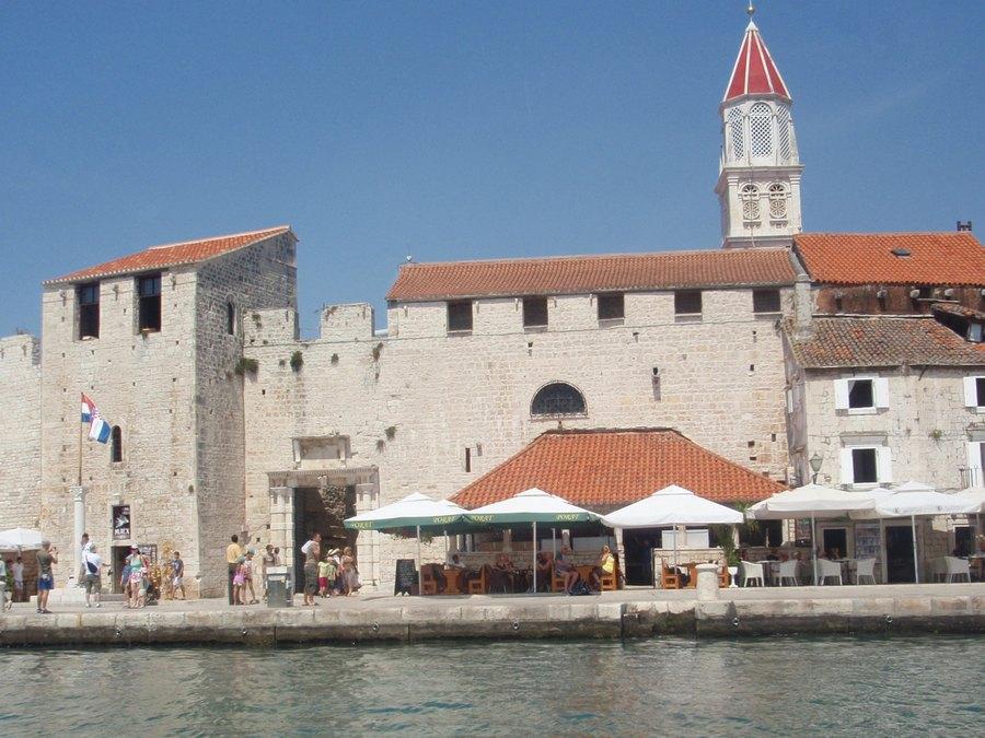 Bazilika Svatého Vavřince v Trogiru