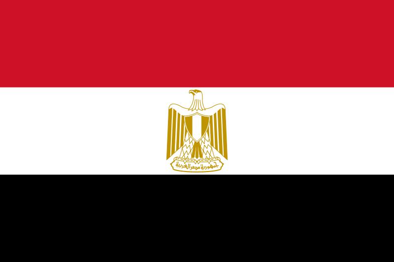 Vlajka Egypta