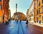 Řím - Piazza dei Spagna - (ZaNuda - www.sxc.hu)