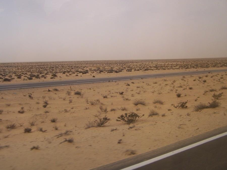 Na cestě z Káhiry do Marsa Matrouh